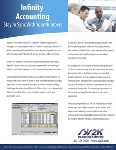 Sys2K Accounting Flyer