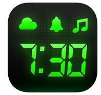Featured App:  Alarm Clock Pro
