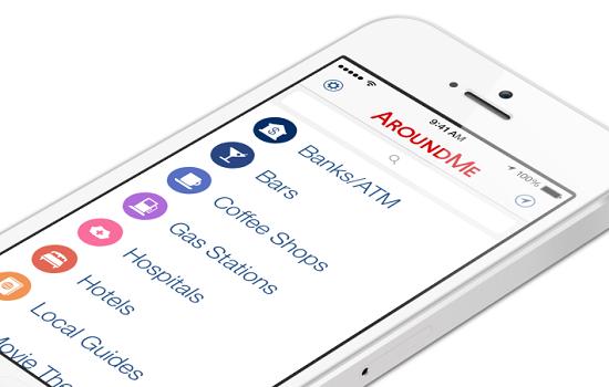 Featured App: AroundMe
