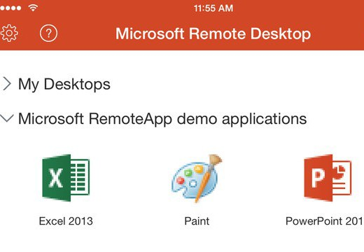 Featured App: Microsoft Remote Desktop