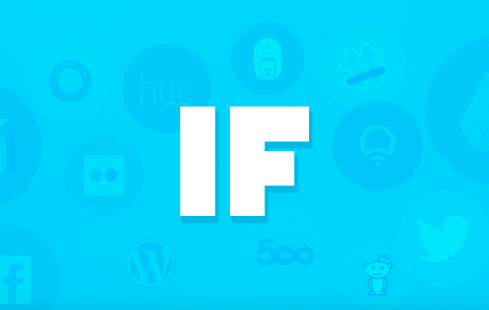 Featured App: IF by IFTTT