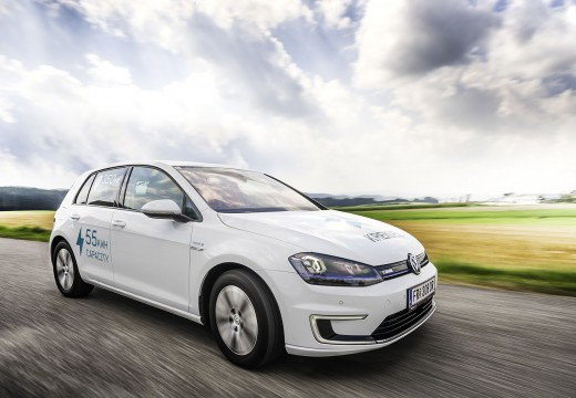 New Battery Company Almost Triples E-Golf Range