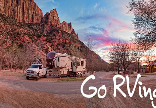 Go RVing Campaign Media Efforts